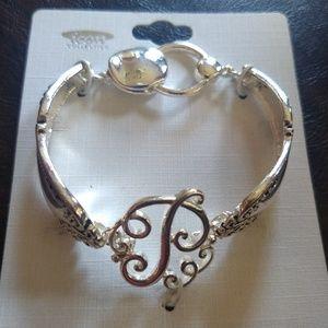 Jewelry - NWT Monogram Bracelet - P